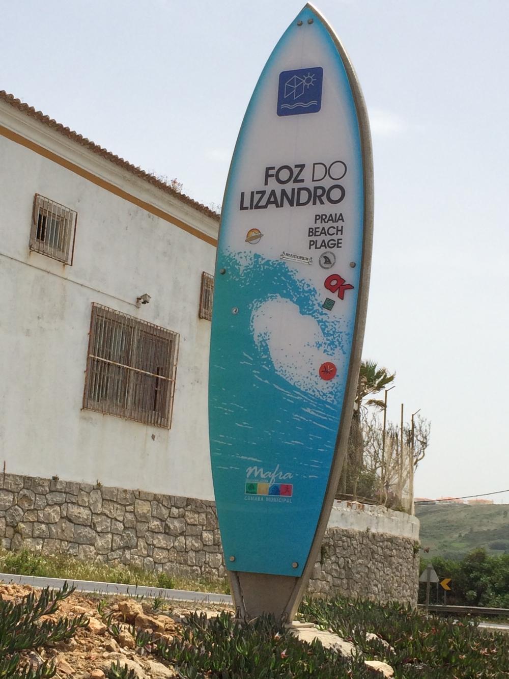 Foz do Lizandro
