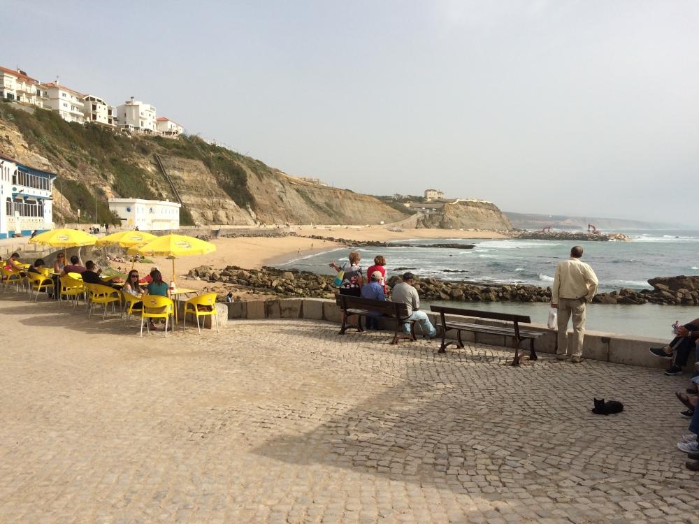 Ericeira coast